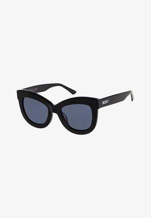 MADCAT - Sunglasses - shiny black/grey