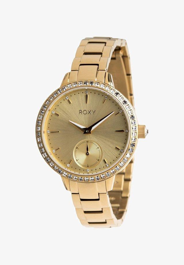 BILINGA  - Horloge - golden
