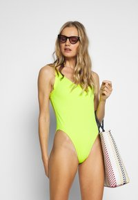 Roxy - SISTERS - Maillot de bain - lime punch - 1