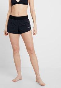 Roxy - SUNNY TRCK SH 2 J NDST KVJ0 - Swimming shorts - anthracite - 0