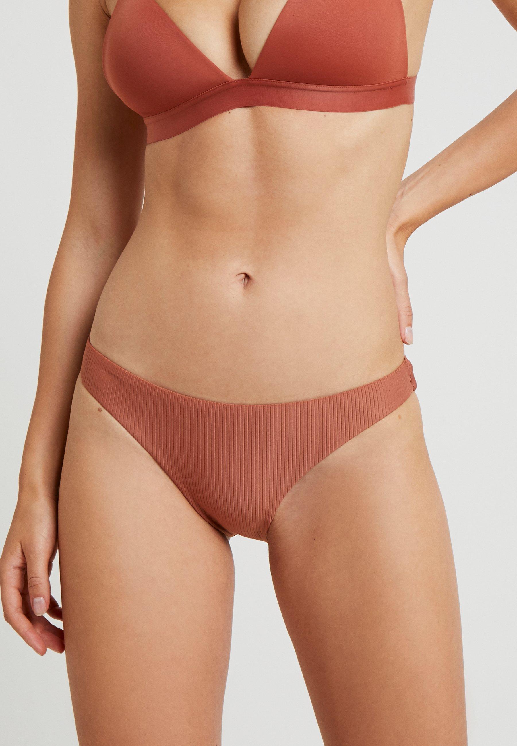 Bikini Roxy Copper BottomBas Sisters Brown De Mod I76bfgmvyY