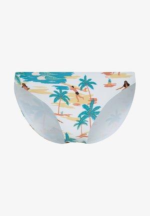 Bikini bottoms - bright white honolulu