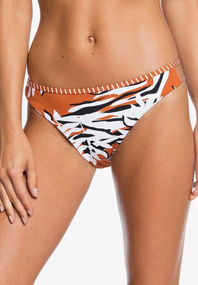 ROXY HONEY - Bikini-Hose - auburn savana s