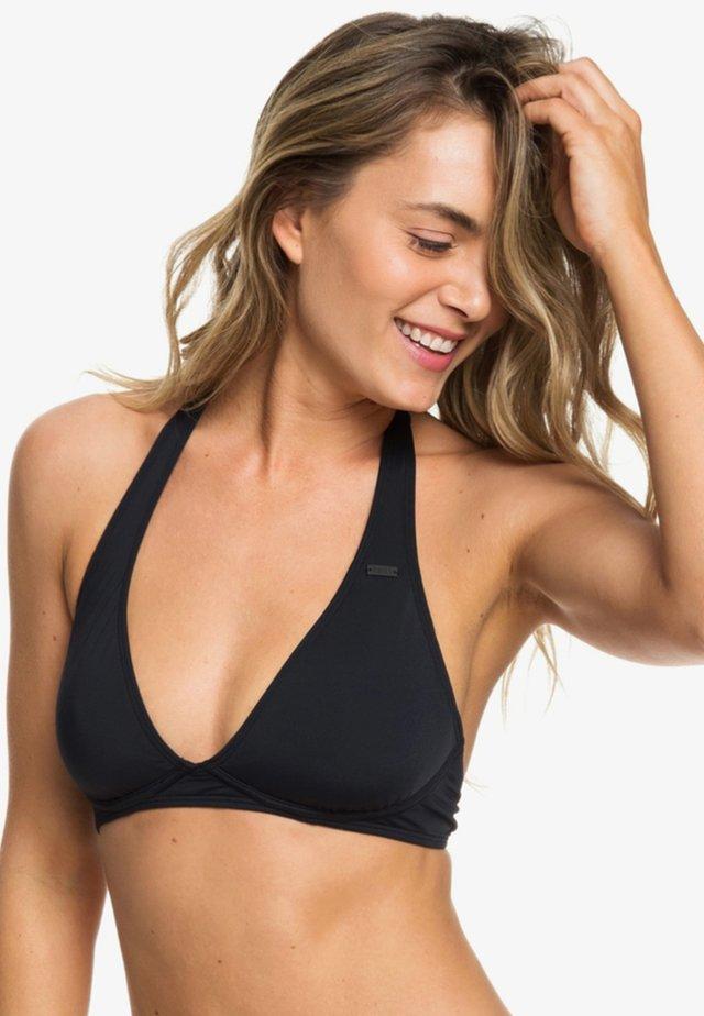 BEACH CLASSICS - Bikini top - true black