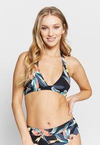 Roxy - Bikini top - anthracite - 0