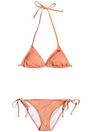 SET - Bikini - terra cotta