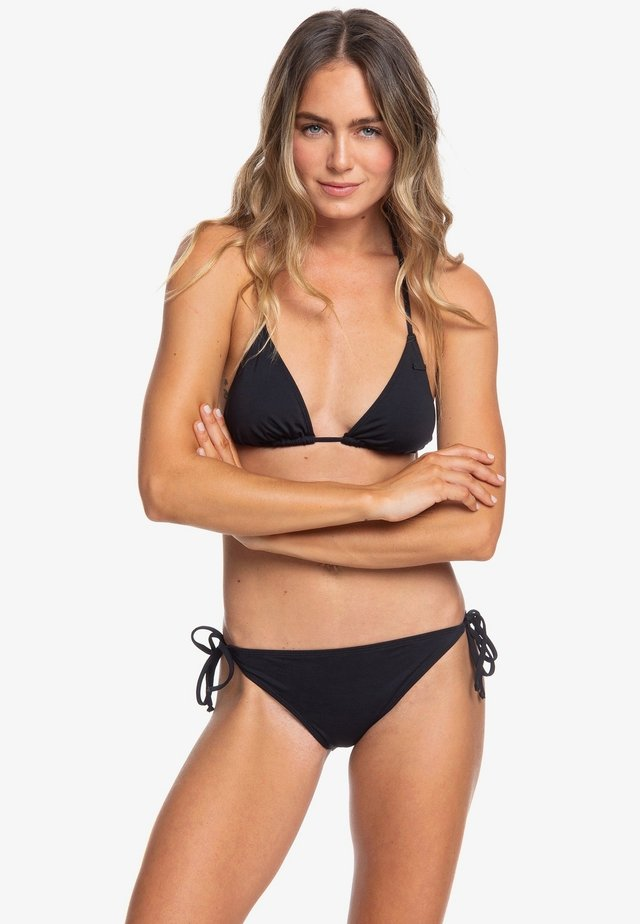 SET - Bikini - true black