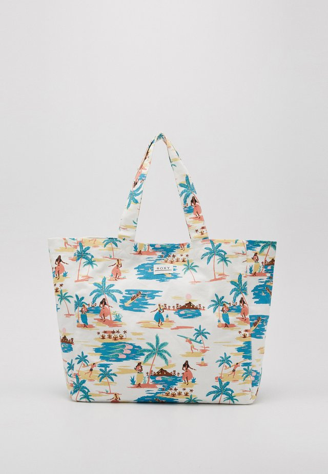 ANTI TOTE  - Shopping Bag - snow white honolulu