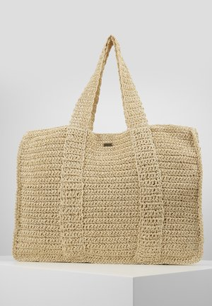 UNDER THE PALMS J TOTE YEF0 - Handbag - natural