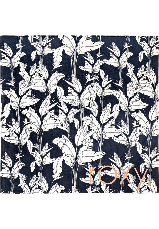 ROXY™ FLOWER AND OCEAN - DOPPELTES STRANDTUCH ERJAA03697 - Serviette de plage - mood indigo flying flowers s