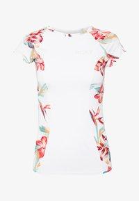Roxy - FASHION CS LYC J SFSH WBB7 - Bikini top - bright white tropic call - 3