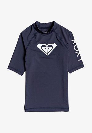 WHOLE HEARTED  - T-shirt de surf - blue