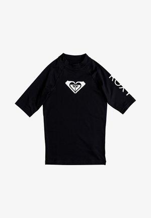 WHOLE HEARTED  - T-shirt de surf - anthracite