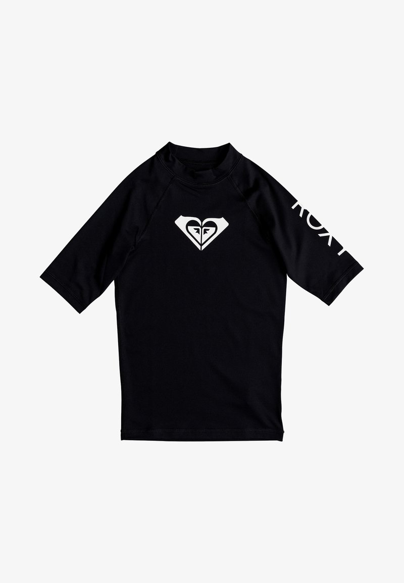 Roxy - WHOLE HEARTED  - Rash vest - anthracite