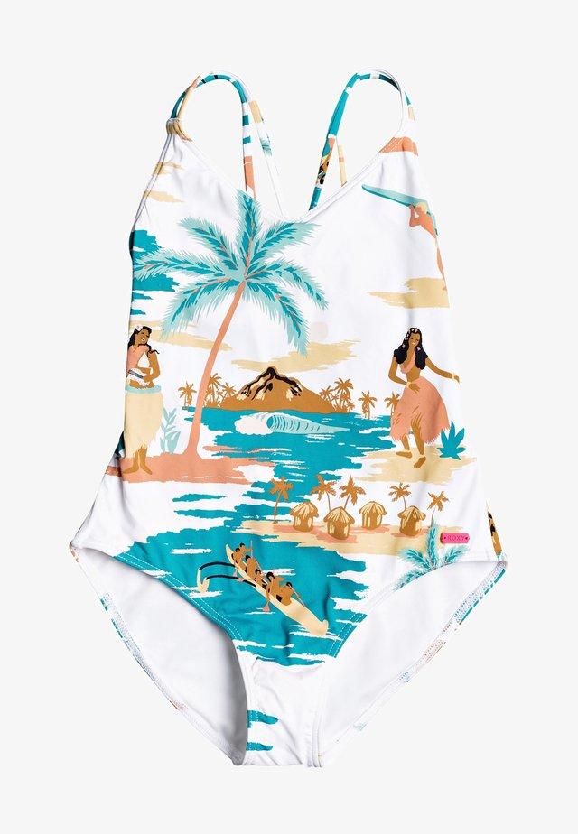Swimsuit - bright white