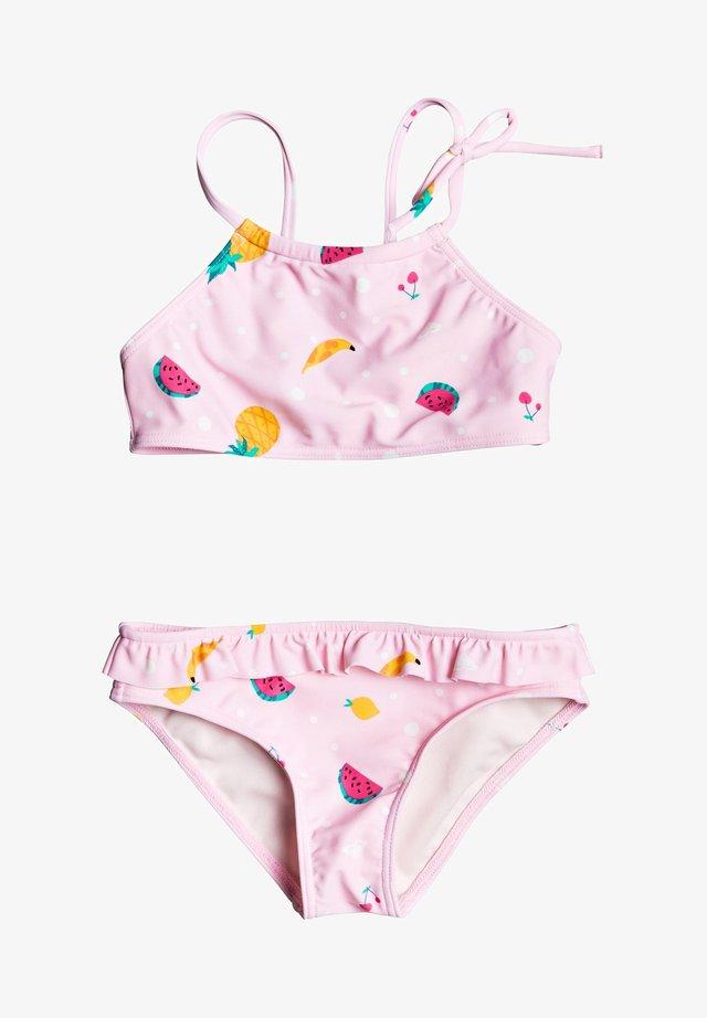 LOVELY ALOHA - Bikini - pink