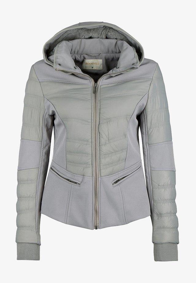 Winterjacke - grey