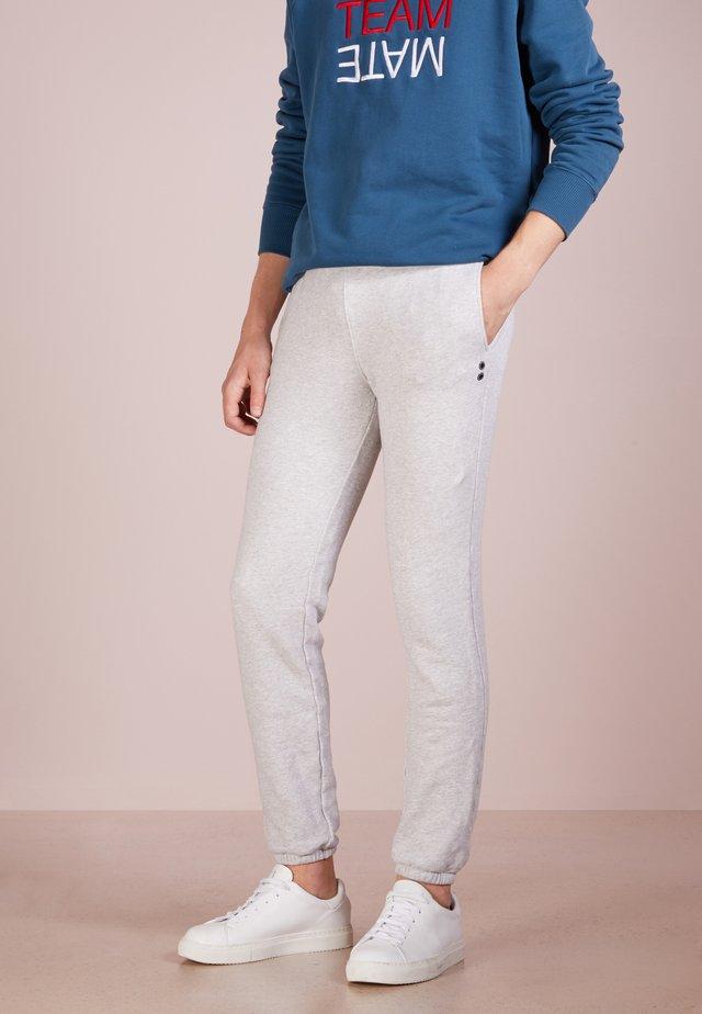 EYELET EDITION - Spodnie treningowe - grey