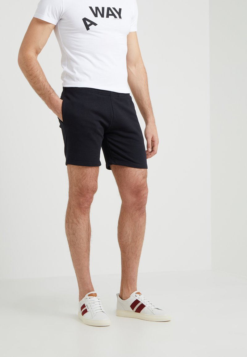 Ron Dorff - Shorts - black
