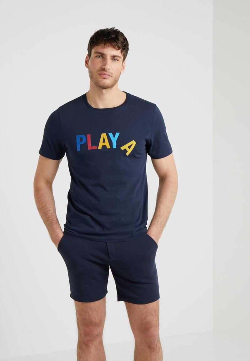 Ron Dorff - PLAY  - T-Shirt print - navy