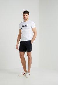 Ron Dorff - A WAY  - T-shirt med print - white - 1