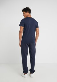Ron Dorff - DAD SMALL - T-shirt med print - navy - 2