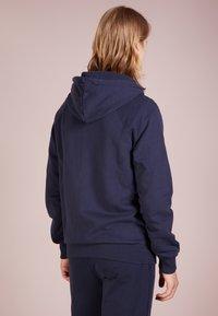 Ron Dorff - DISCIPLINE - Zip-up hoodie - navy - 2