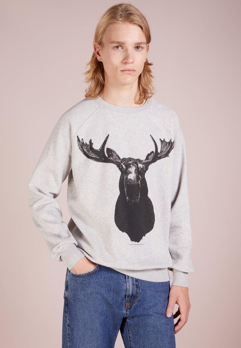 Ron Dorff - MOOSE - Sweatshirt - grey melange