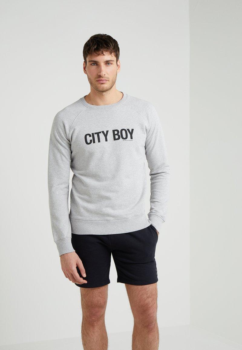 Ron Dorff - CITY BOY - Sweatshirt - grey melange