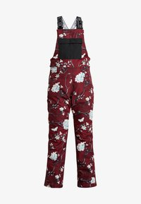 Rojo - SNOW DAY BIB - Skibroek - red - 5