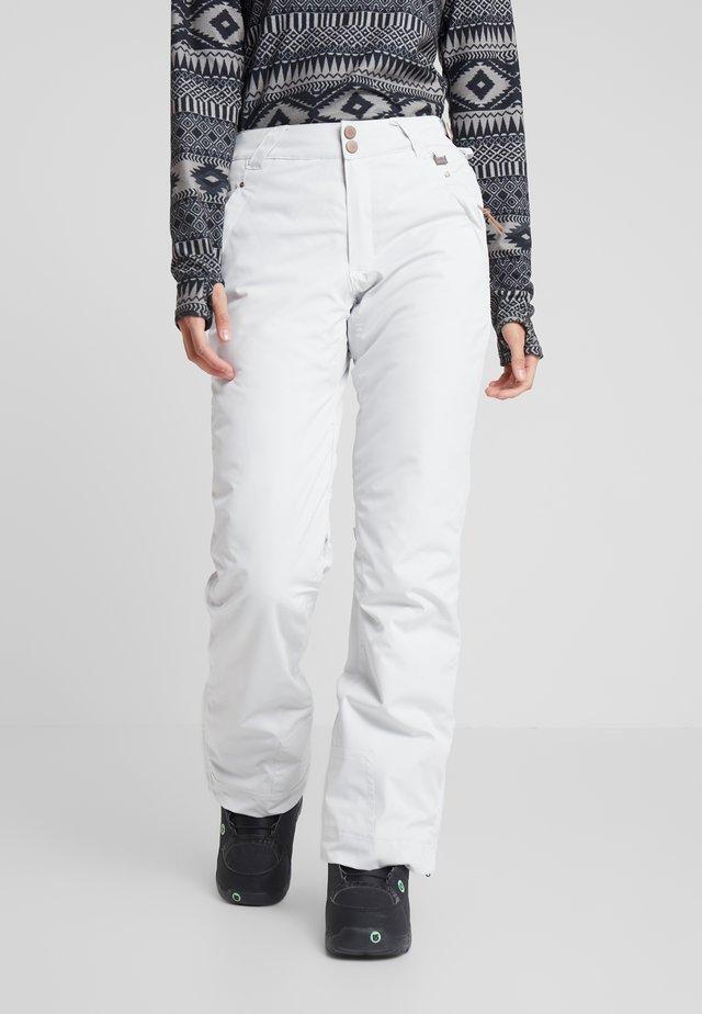 PANT - Snow pants - glacier grey