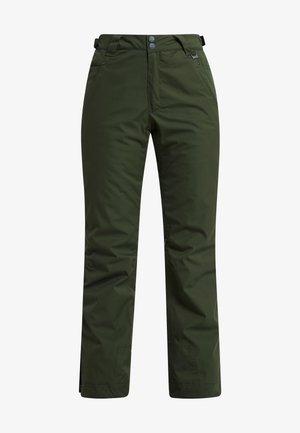 PANT - Talvihousut - kombu green