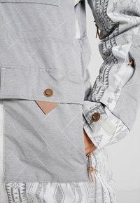 Rojo - ASHTON JACKET - Snowboard jacket - glacier grey - 4