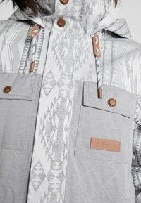 Rojo - ASHTON JACKET - Snowboard jacket - glacier grey - 3