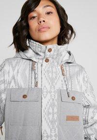 Rojo - ASHTON JACKET - Snowboard jacket - glacier grey - 5