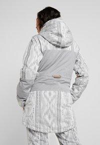 Rojo - ASHTON JACKET - Snowboard jacket - glacier grey - 2