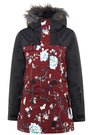 TASK - Snowboard jacket - red