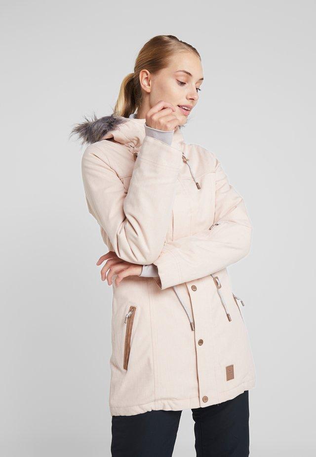 TASK - Snowboard jacket - cameo rose