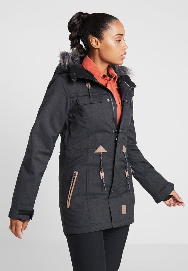 TASK - Snowboard jacket - black