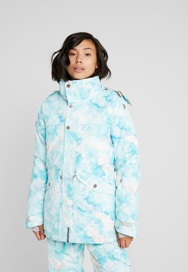 ASTER JACKET - Snowboardjakke - light blue