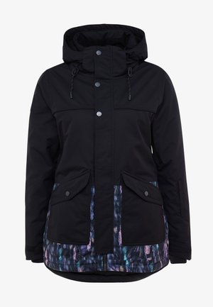 ASTER JACKET - Giacca da snowboard - midnight