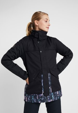 ASTER JACKET - Kurtka snowboardowa - midnight