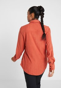 Rojo - MAIN STREET - Camicia - burnt brick - 2