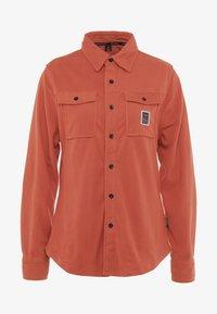 Rojo - MAIN STREET - Camicia - burnt brick - 5