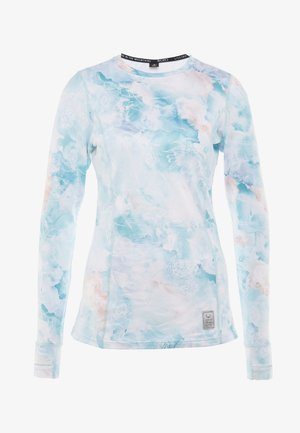 WOMENS CREW NECK - Sportshirt - wild flower