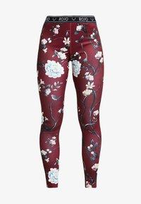 Rojo - WOMENS FULL LENGTH PANT - Unterhose lang - red - 4