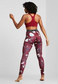 Rojo - WOMENS FULL LENGTH PANT - Unterhose lang - red - 2