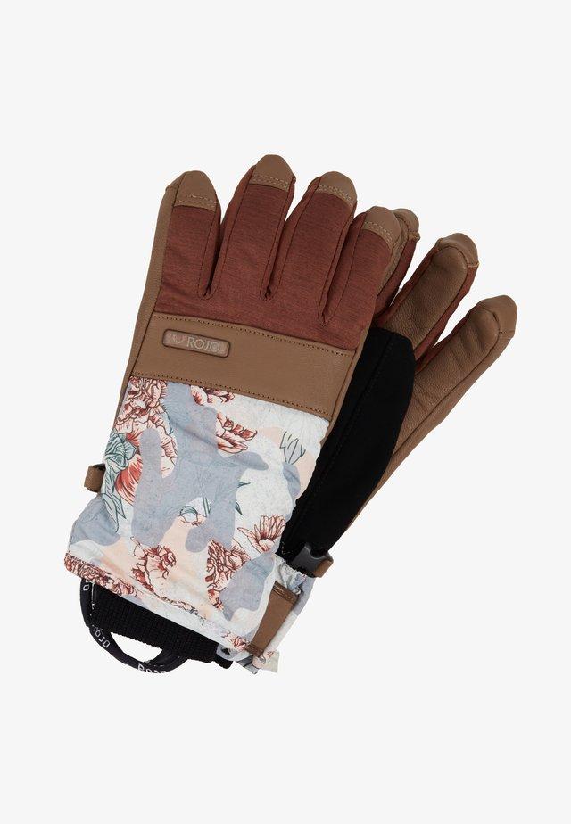 DAKOTA GLOVE - Fingervantar - brown