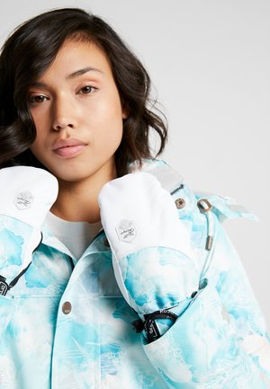 WOMENS MAXIMISE MITT - Moufles - light blue