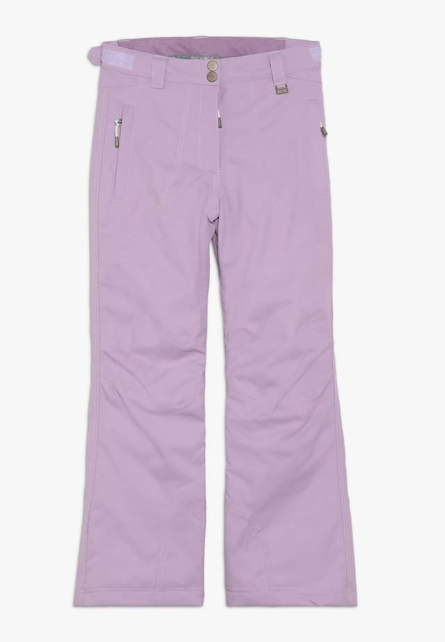 PANT - Schneehose - smokey grape